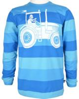 Danefae Kinder-T-Shirt Langarm NORTHPOLE TEE tidal 11471-3015