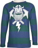 Danefae Kinder-T-Shirt Langarm Raglan BIG JOE THORBOLT grungey 11098-3279