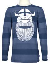 Danefae Kinder-T-Shirt Langarm SPIRE TEE ERIK gloomy 70141-3286