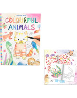 Depesche painting book Create your Colourful Animals