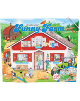 Depesche Malbuch Create your Funny Farm