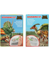 DINO WORLD Ausgrabungs-Set mini