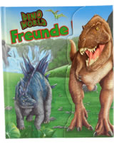 DINO WORLD Freundebuch