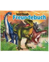 DINO WORLD Freundebuch T-Rex