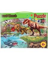 DINO WORLD Puzzle 50 Teile