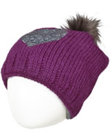 Doell Knitted cap boysenberry 1828731124-7610