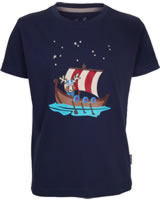 Elkline Kinder T-Shirt Kurzarm SEEFAHRER blueshadow 3041146-212000