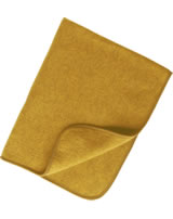 Engel Fleece Baby Changing Blanket from wool safran melange 578500-018E