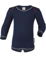 Engel Langarm-Body Baumwolle indigo 879010-38E IVN-BEST