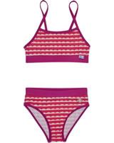 Finkid Bikini Set BIKINIT water red 1712001-253000
