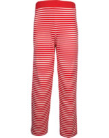Finkid Casual Pants SILLI red/offwhite 1361002-200406