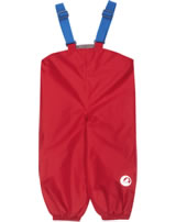 Finkid Essentials Weatherproof Toddler Pants PULLEA red 1321001-200000