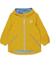 Finkid Essentials Outdoor Jacke Zip-In PUUSKIAINEN yellow/storm 1111001-607542