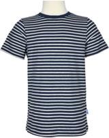 Finkid Essentials T-Shirt Kurzarm SUPI navy/offwhite 1541001-100406