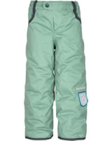 Finkid Light Padded Winter Pants KARHU SOFT trellis/graphit 1143003-158412