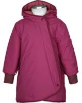 Finkid Girls Wintercoat LIKKA TUPPI persian red/cabernet 1142005-247249