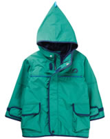 Finkid Zwergen Outdoorjacke Zip In TUULIS pine/navy 3023030-309100