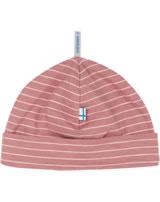 Finkid Jersey Mütze HITTI UUSI peach 1613001-219000