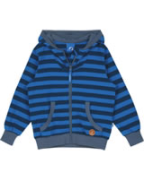 Finkid Hooded Jacket Zip-In SEEPRA majolica/seablue 1512003-160165
