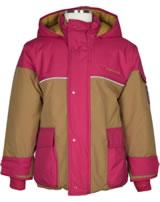 Finkid Kids Winterparka w. quilted lining PIKKU TUPPI red/cinnamon 1142004-200416