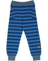 Finkid Blockstripe Leggings TIIKERI majolic/blue 1362003-160103