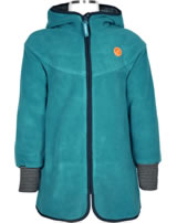 Finkid Girl´s Zip-In Inner Jacket Fleece SIMPUKKA seaport/navy 1122008-102100