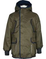 Finkid Outdoor Jacket 2 in 1 KAVERI capers melange/navy 1132001-438100