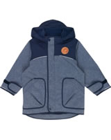 Finkid Outdoorparka Zip In TUULIKKI ICE navy 3023085-100000