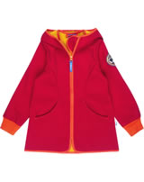 Finkid Softshelljacke SISKO SHELL red/carrot 3223028-200237