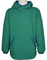 Finkid Sweatshirt m. Kapuze Hoodie VEKKULI leaf/seaport 1512004-312102