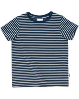 Finkid T-shirt à manches courtes SUPI navy/offwhite 3041023-100406