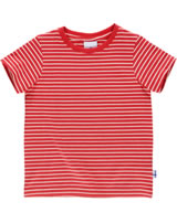 Finkid T-Shirt shortsleeve SUPI red/offwhite 3041023-200406