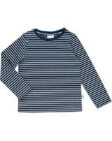 Finkid T-shirt à manches longues SAMPO navy/offwhite 3040034-100406