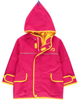 Finkid Zwergen Outdoorjacke Zip In TUULIS cherry/banana 3023040-232602