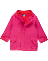 Finkid Zwergen Outdoorjacke Zip In TUULIS cherry/grenadine 3023058-232244