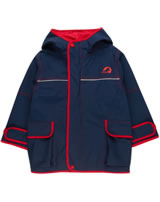 Finkid Zwergen Outdoorjacke Zip In TUULIS navy/red 3023066-100200