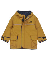 Finkid Zwergen Outdoorjacke Zip In TUULIS harvest gold/navy 3023066-603100