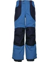 Finkid Verstärkte Outdoorhose TOBI blue/navy 1322005-103100