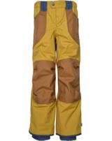 Finkid reinforced Outdoor Pants TOBI harvest gold/denim 1322001-603113