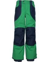 Finkid reinforced Outdoor Pants TOBI leaf/navy 1322001-312100