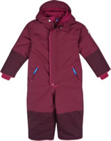 Finkid Reinforced Winter Overall HUSKY HAALARI cabernet/pers. red 1212002-249247