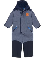 Finkid Verstärkter Winter-Overall LUMINEN ICE navy 3070050-100000