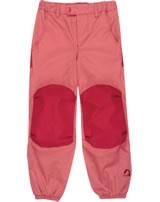 Finkid Wetterfeste Outdoorhose Regenhose HUIMA PLUS cranberry/red 3064027-505200