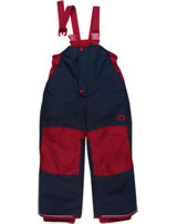 Finkid Wetterfeste Outdoorhose TOOPE navy/red 3061021-100200