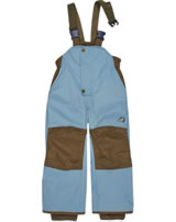 Finkid Wetterfeste Outdoorhose TOOPE smoke blue/capers 3061021-152437