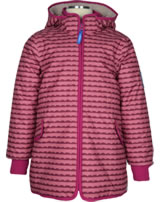 Finkid Winterjacke ELLA SOFT pebbles rose/persian red 1143002-256247