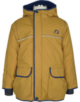 Finkid Winterparka TALVI harvest gold/denim 1142006-603113