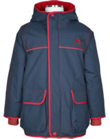 Finkid Winterparka TALVI navy/red 1142006-100200