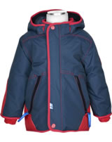 Finkid Winterparka TALVINEN HUSKY navy/red 1142007-100200