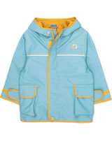 Finkid Zip-in Außenjacke TUULIS smoke blue/gold 3023075-152532
